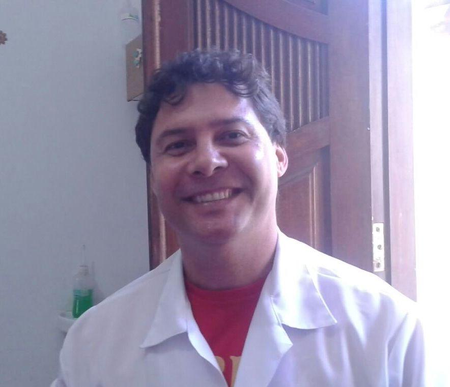Nutricionista Marcone  Oliveira