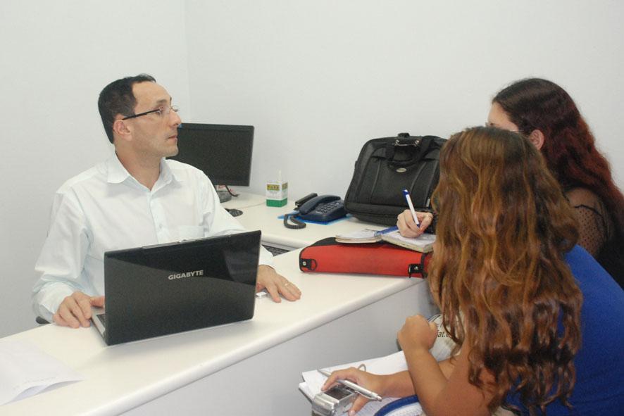 Prof. José Maria Dias Filho, Diretor acadêmico da FAT
