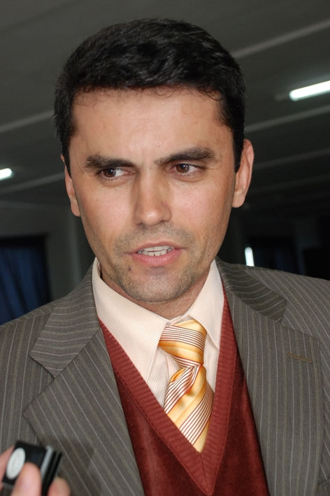 Prof. Valterney Morais, coordenador do curso de Enfermagem da FAT