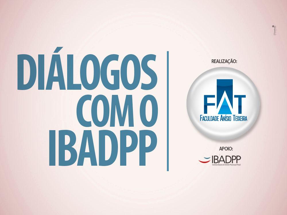 Seminário marca a celebração do convênio entre o IBADPP e a FAT.