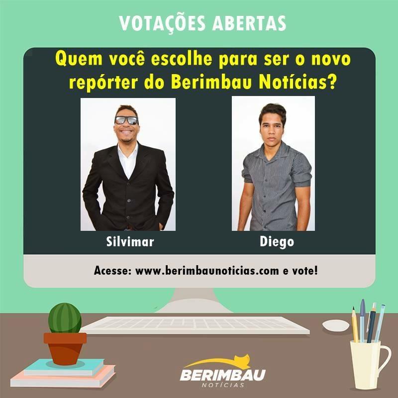 Participe e vote em Silvimar Charles, novo Repórter do Bem.