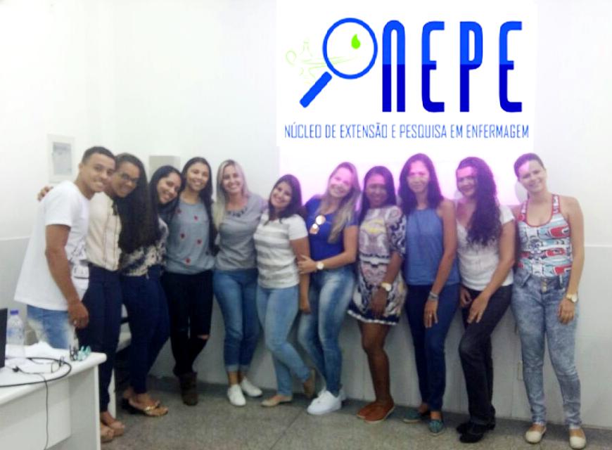 A II Sessão Científica do NEPE teve a participação de estudantes e docentes.