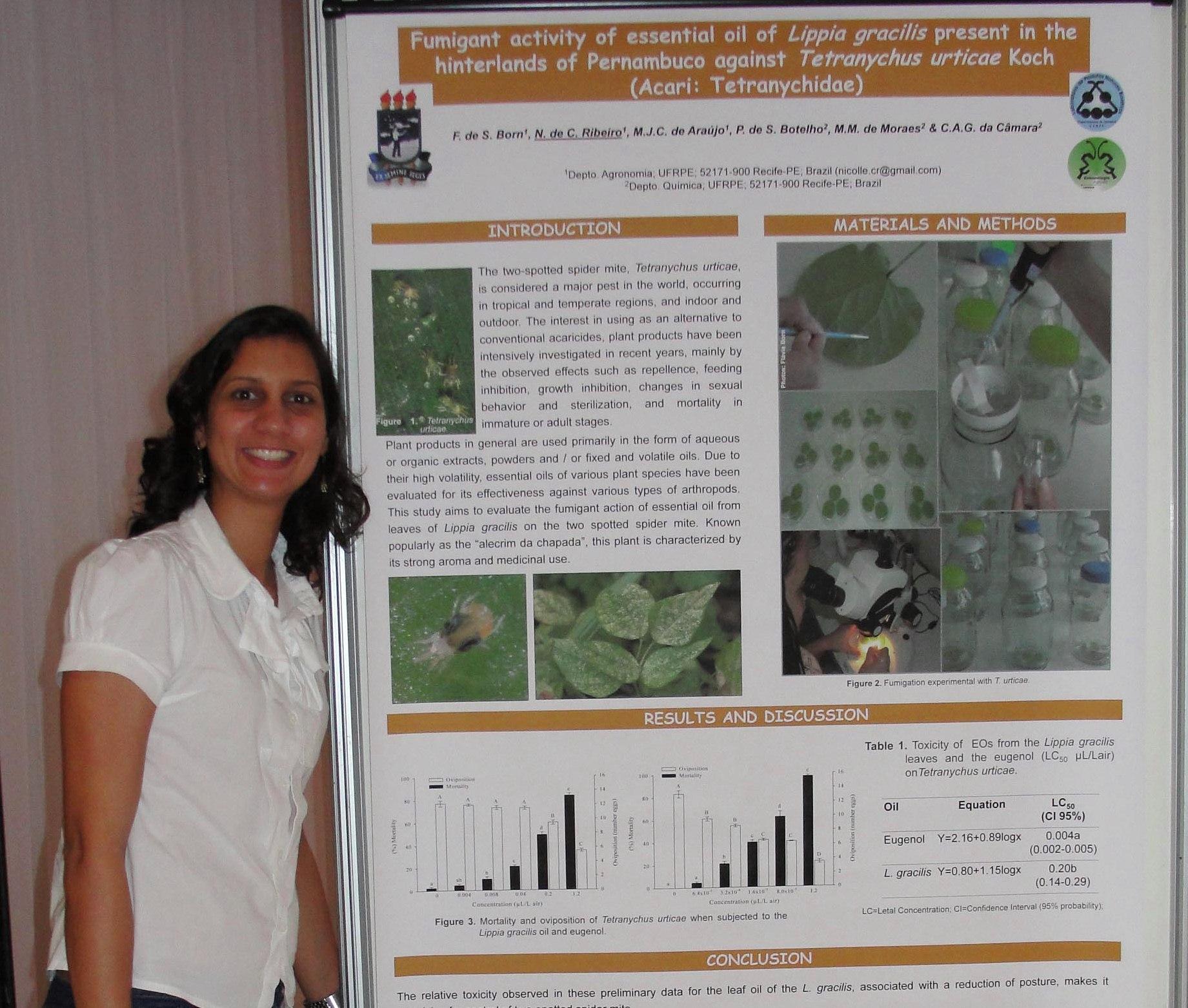 Pesquisadora da FAT, professora Doutora Nicolle de Carvalho Ribeiro